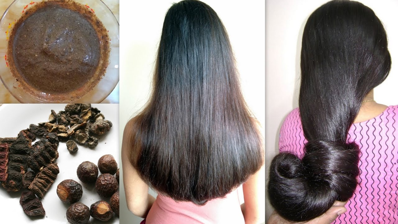 SHIKAKAI AMLA HAIR MASK For EXTREME HAIR GROWTH How To