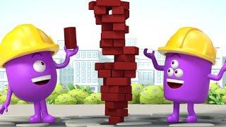Fun at Work: Gemini | Stories For Children | Cartoon Videos For Kids
