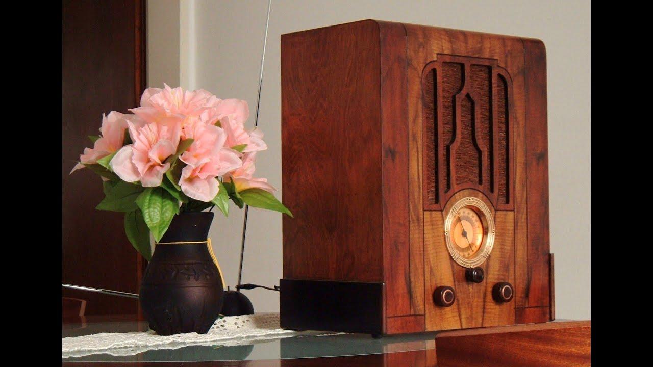Download Restauración Radio Ambassador modelo 4V6 de 1935