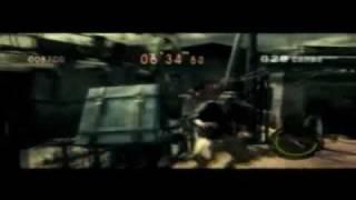 Resident Evil 5 Chris (Heavy metal) SS Asamblea Publica PT1.wmv