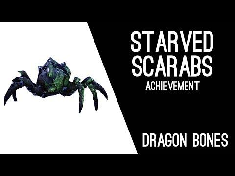 Starved Scarabs Fang Lair Achievement - Dragon Bones DLC