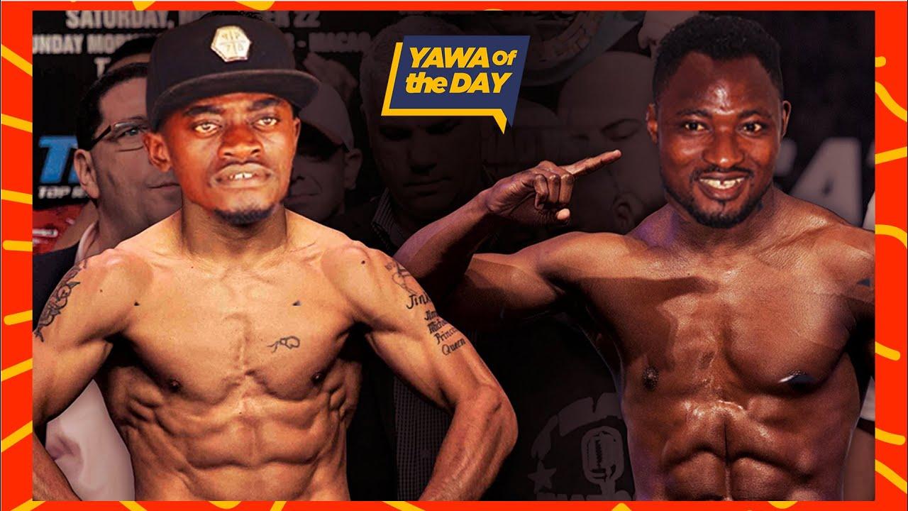 Yawa Of The Day: Funny Face Vs Lil Win On UTV