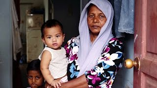 Striving to survive: Rohingya refugees in Malaysia