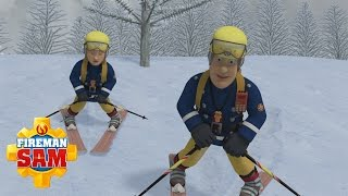 Fireman Sam US Official: Snowed Out Movie