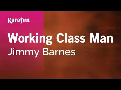 Karaoke Working Class Man - Jimmy Barnes *