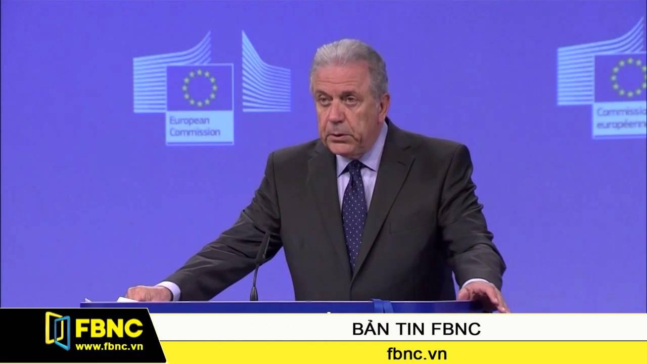 FBNC – EU đề xuất miễn thị thực cho công dân Ukraine