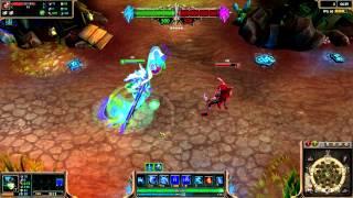 River Spirit Nami Skin Spotlight League of Legends