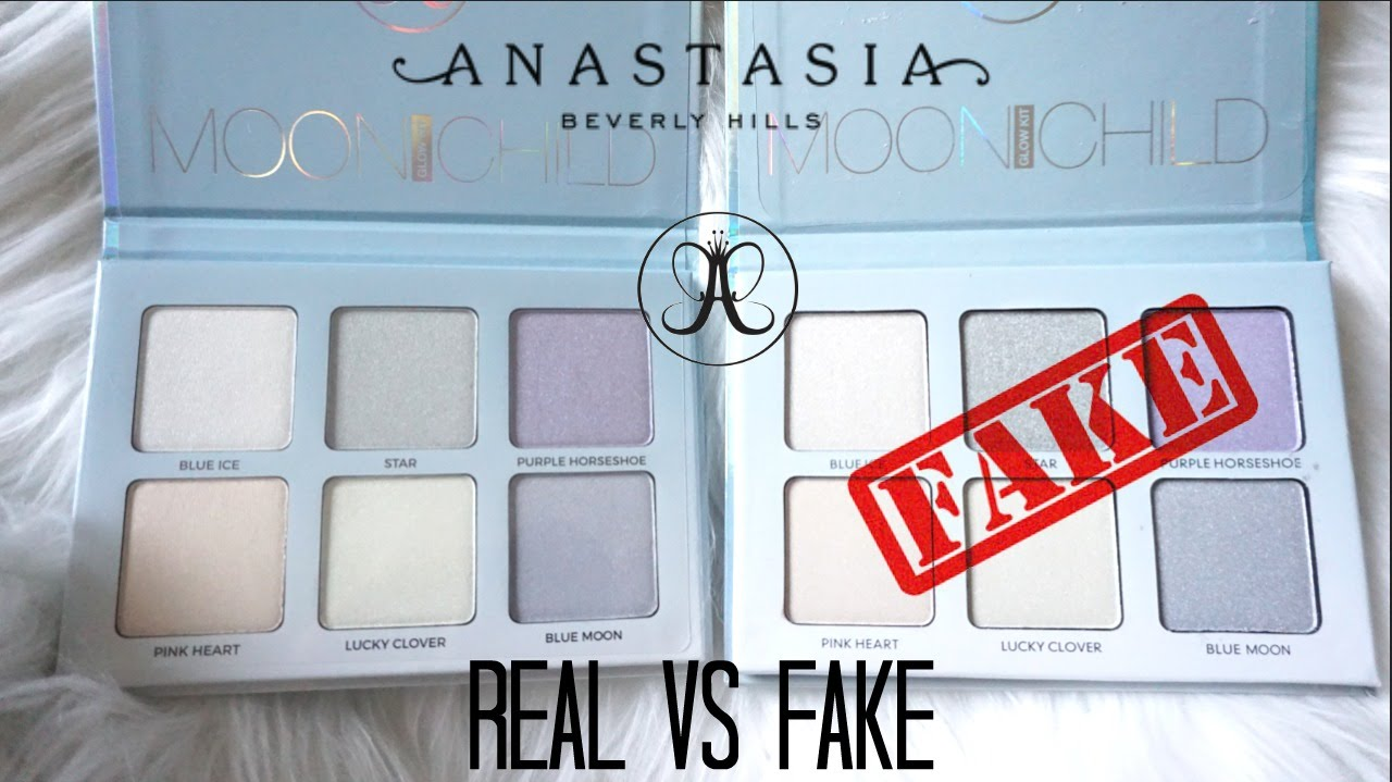 a0cb3b57574 REAL vs FAKE $9: Anastasia Beverly Hills-