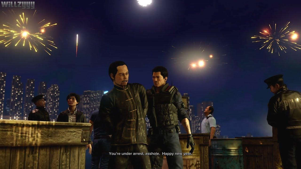 Sleeping Dogs Year Of The Snake Final Mission