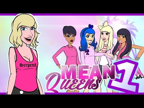 MEAN QUEENS  Ep. 1  MEET THE POP QUEENS