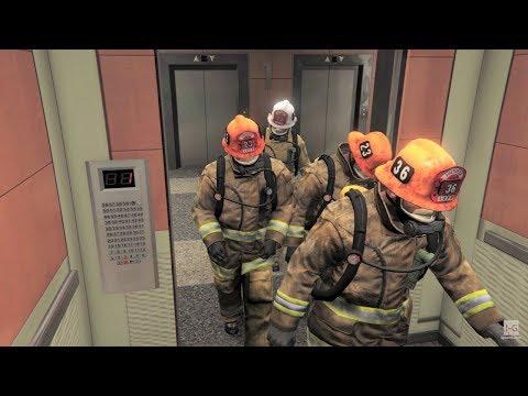 Firefighter Mission - GTA V