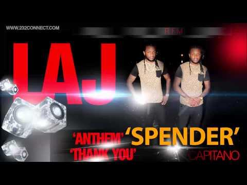 LAJ - SPENDER ft. Rahim (official)