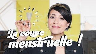 TOUT SUR LA COUPE MENSTRUELLE | Coline