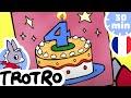 TROTRO - 🎂 Trotro et l'anniversaire de nana🎂 |NOUVELLE COMPILATION 2020|HD