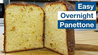 How To Make Overnight Panettone  Glen & Friends Cooking