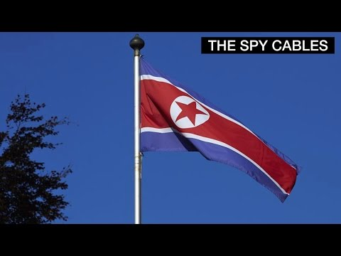 Spy Cables describe British attempt to recruit North Korean spy