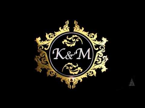 3D-логотип для свадебного видео