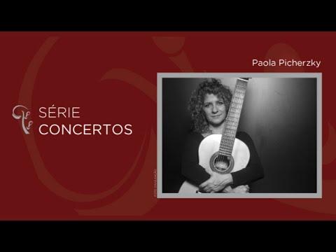 #SérieConcertos com Paola Picherzky