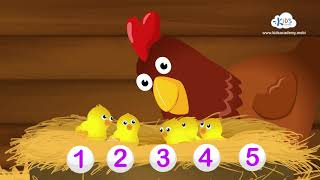 Learn Numbers for Kids Teach Counting How To Learn Easy The Numbers For Kids