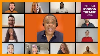 Clive Rowe and WEGC Sing I've Got Life | From Online Concert 'Hello Harry!'
