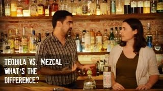 Tequila Vs  Mezcal - What