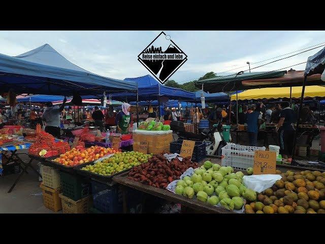 Pasar Malam - Langkawi's Nachtmarkt • Vlog #65