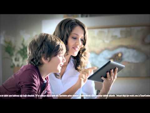 Vestel Smart Center Uygulaması - Reklam Filmi