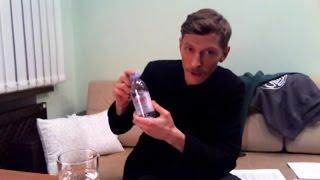 Павел Воля - Реклама и открытое предложение для Evian