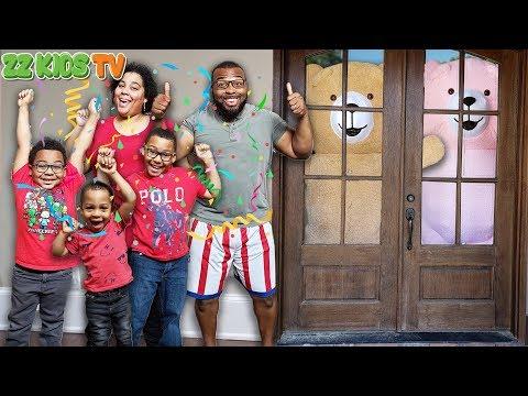 Teddy Dudez Get out! (ZZ Family Got Their House Back!)