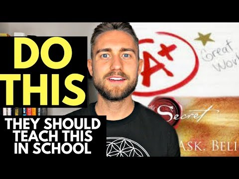 Law of Attraction for Students, Focus and Being Intelligent