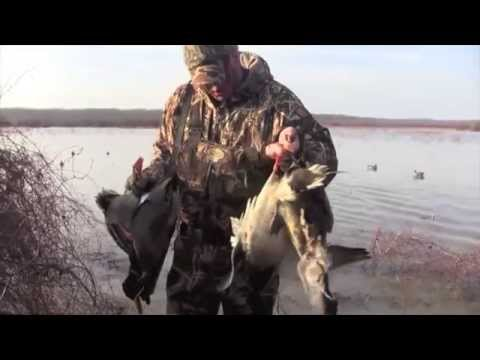 Arkansas Duck Hunt: Dangerous Territory: TN River Boys