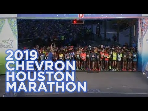 2019 Chevron Houston Marathon & Aramco Half Marathon | FULL OFFICIAL VIDEO