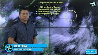 Public Weather Forecast Issued at 4:00 AM August 10, 2018  DOST-PAGASA