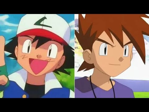 The Cool Story Behind Ash & Gary's Japanese Names