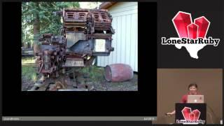 LoneStarRuby Conf 2013 - Sandi Metz Tells Your Future