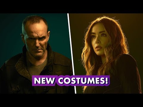 Marvel's Agents of S.H.I.E.L.D. | Behind Sarge & Quake's New Costumes