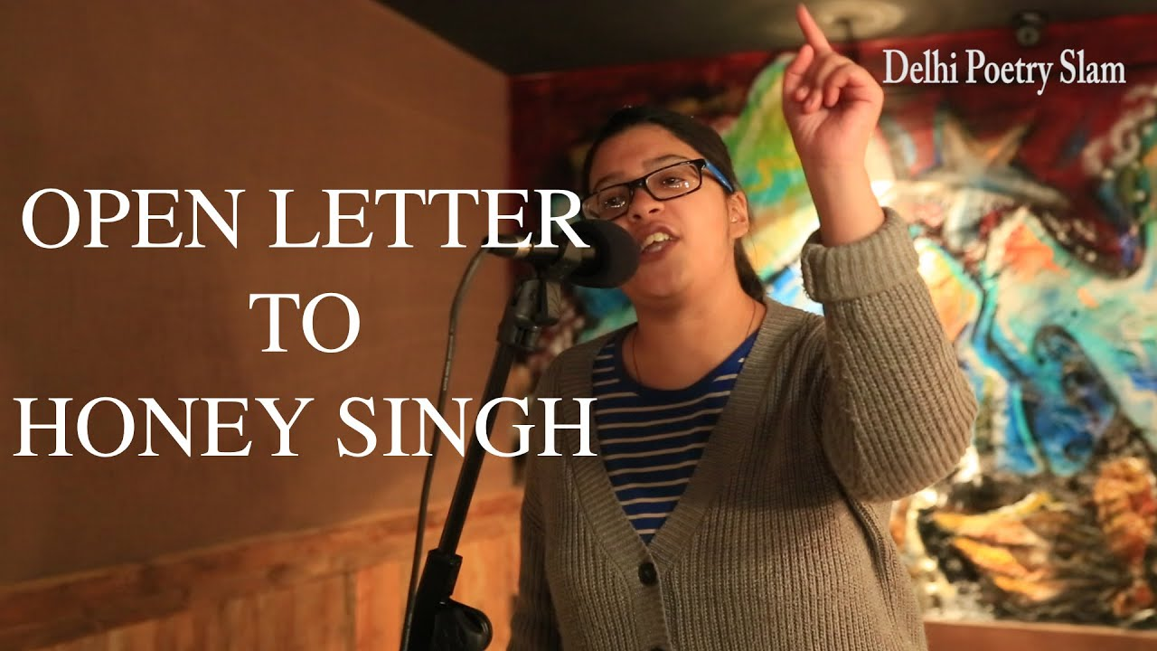 i like you letters open letter to honey singh 22515