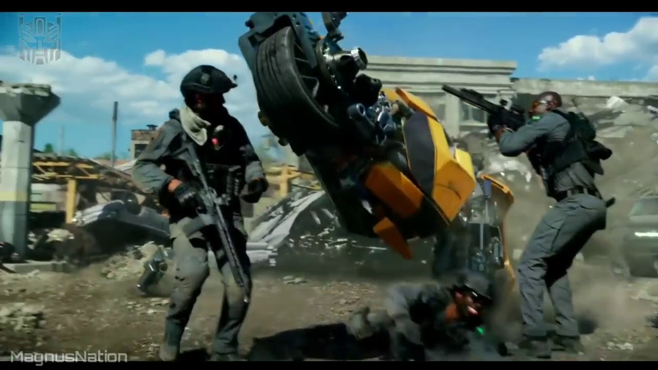 Download Transformers 5   Bumblebee vs TRF 1080p