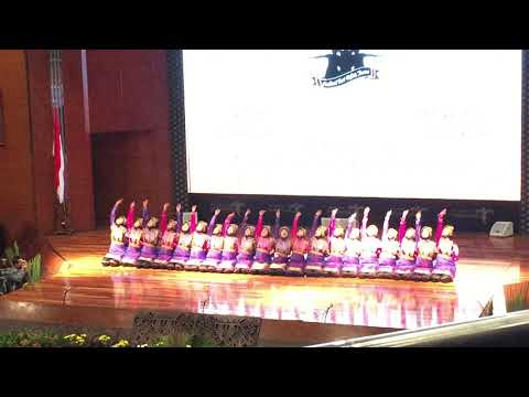 Ratoh Jaroe SMAN 1 Tangerang - Festival Ratoh Jaroe Piala Bergilir Gubernur Aceh 2019