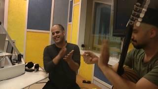 בניה ברבי - מישהו איתי כאן - לייב בכורה 100FM - מושיקו שטרן