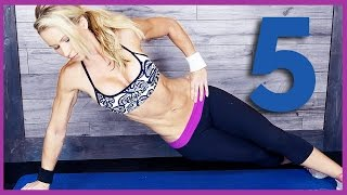5 Minute Workout #16 - Full Body