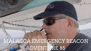 Malacca Emergency Beacon! Adventure 85