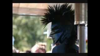 2011 Australian Body Art Carnivale - face painting and body painting ideas for inspiration