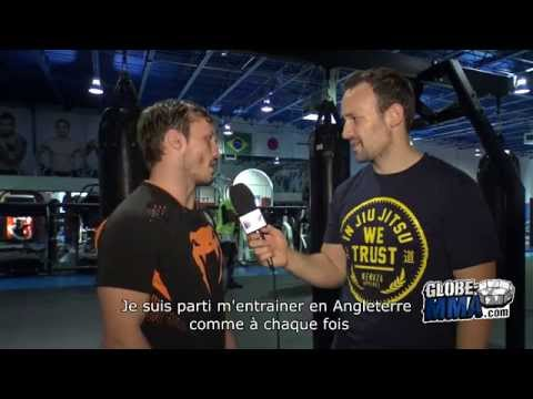 Interview de Brad Pickett - UFC 189