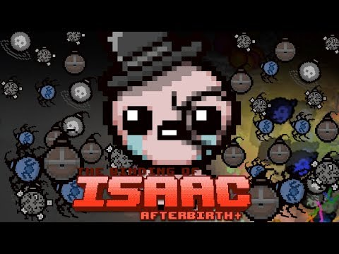 The Binding of Isaac Afterbirth Plus   Paint Bomb Omega!   Popular Synergies!