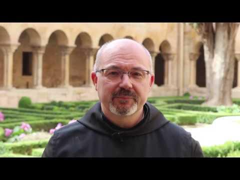 Los monjes de Silos rezan por los afectados por el coronavirus
