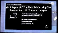 Roku Youtube Pairing Pair Your Phone Tablet Or Computer