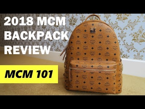 mcm-101---mcm-backpack-unboxing-&-review