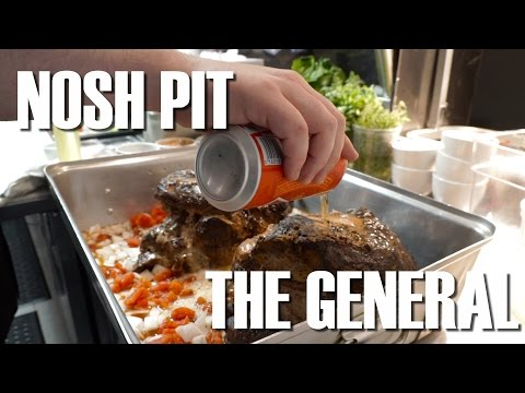 Nosh Pit | The General (Logan Square, Chicago)