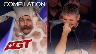 OMG! Which Acts ESCAPED Simon Cowell's Buzzer?! - America's Got Talent 2019